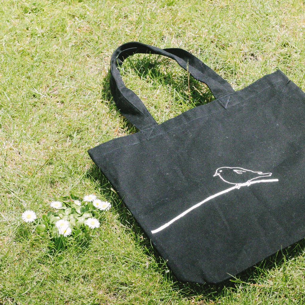 Bird and Branch Tote Bag - Tote Bags - B-Diff - Naiise
