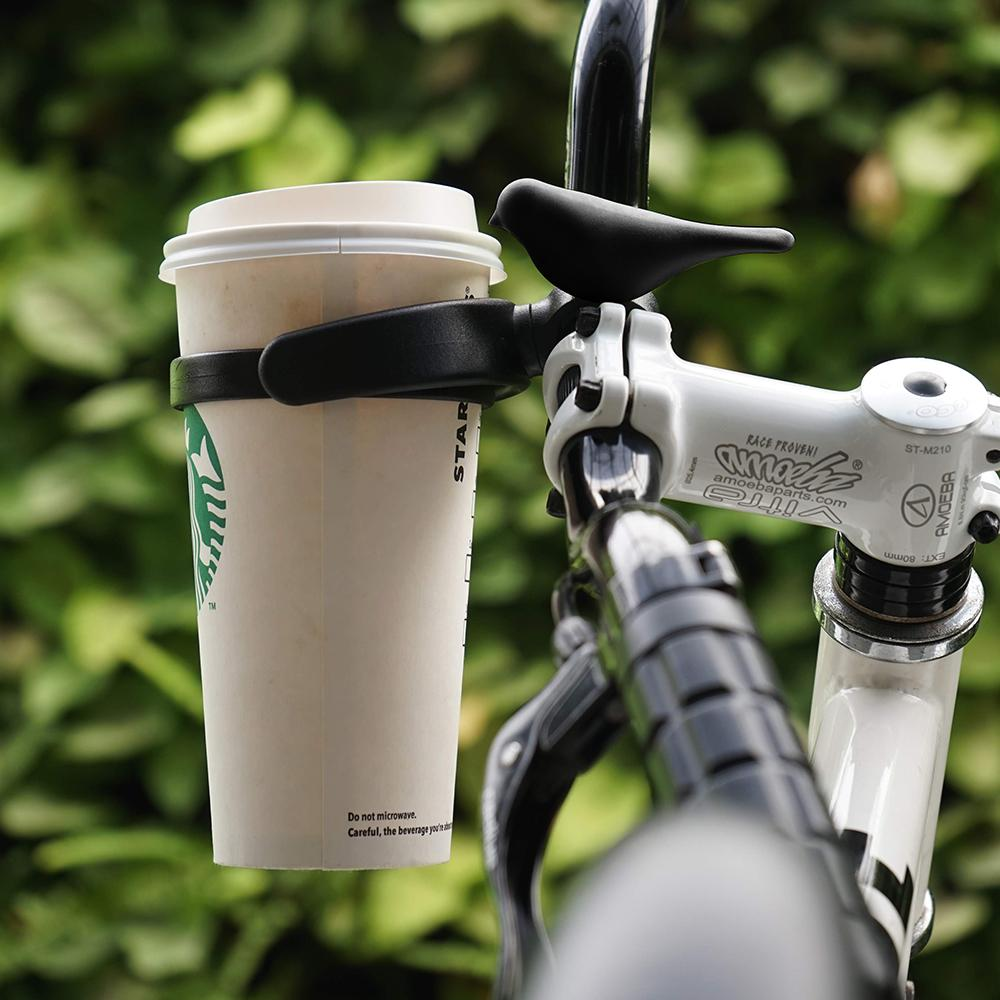 Bird Bike Cup Holder - Bicycle Accessories - Qualy - Naiise