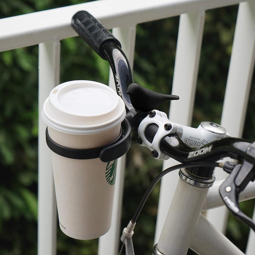 Bird Bike Cup Holder Bicycle Accessories Qualy