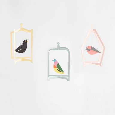 Bird Mobile Card - Generic Greeting Cards - Ok Can Lah - Naiise