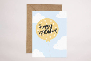 Birthday(Clouds) Card Birthday Cards YOUNIVERSE DESIGN