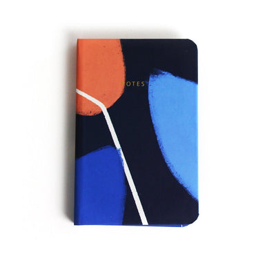Blank Notebook - Navy - Notebooks - Actseed Co. - Naiise