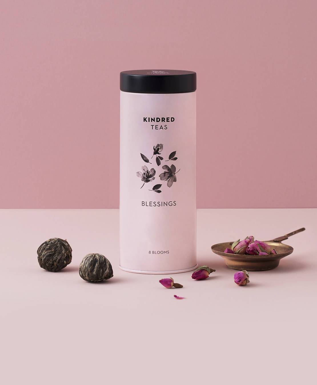 Blessings (Blooming Tea) - Teas - Kindred Teas - Naiise