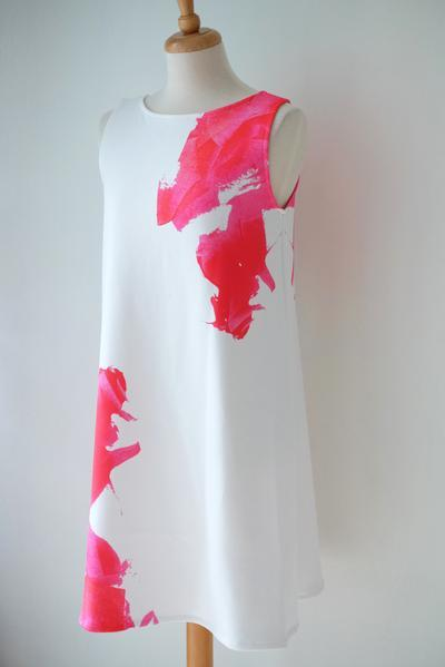Blooms Sleeveless Dress Dresses Ans.ein