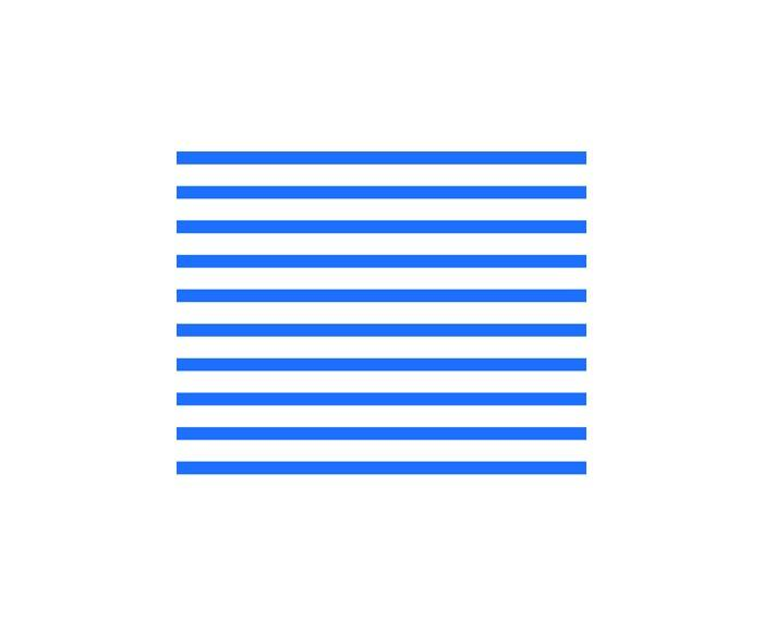 Blue Sailor Stripes Wrapping Paper Wrapping Papers Fevrier Designs