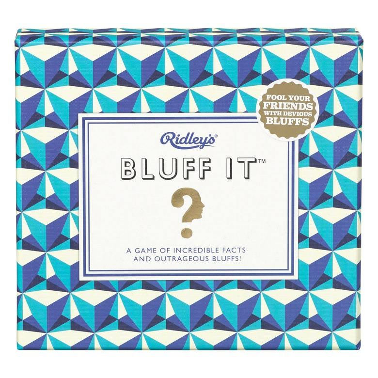 Bluff It Game Card Games RIDLEY