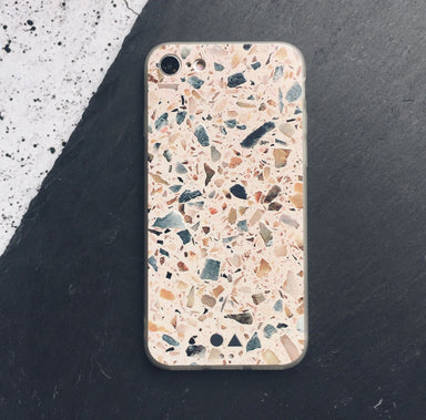 Blush Terrazzo iPhone Case - iPhone 7/8 - Phone Cases - FormMaker - Naiise