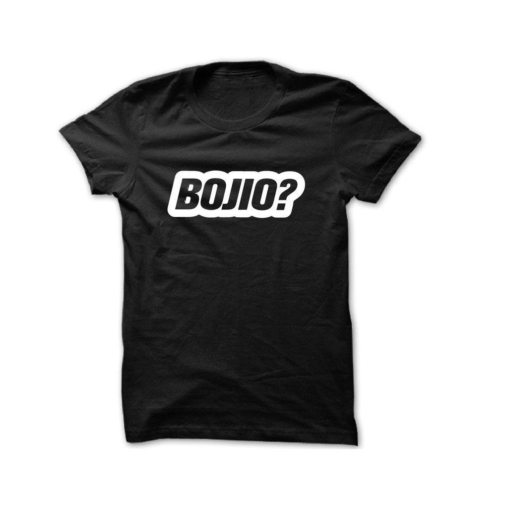 Bo Jio? (Never Ask Me Go?) T-Shirt - Local T-shirts - Statement - Naiise