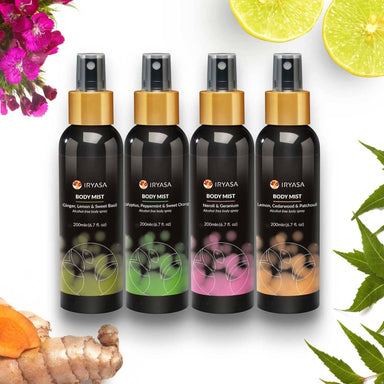 Body Mists Body Mist Iryasa