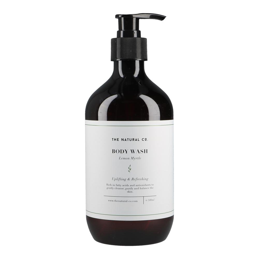 Body Wash - Lemon Myrtle - Soaps - The Natural Co. - Naiise