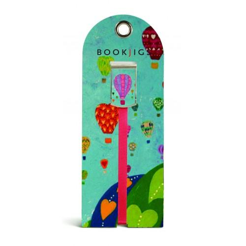 Bookjig bookmark - From the Heart Bookmarks Franklin Mill Up in the Clouds