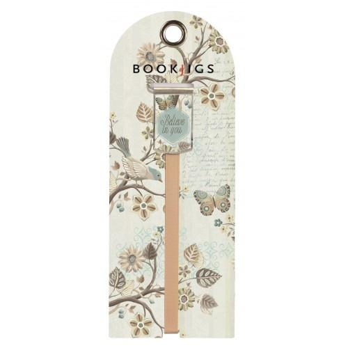 Bookjig bookmark - Life's Inspirations Bookmarks Franklin Mill Believe