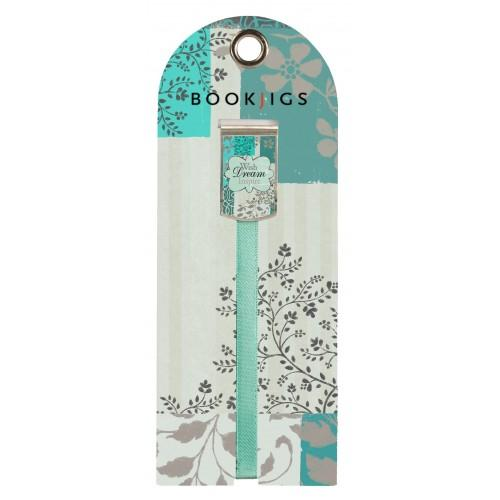 Bookjig bookmark - Life's Inspirations Bookmarks Franklin Mill Wish