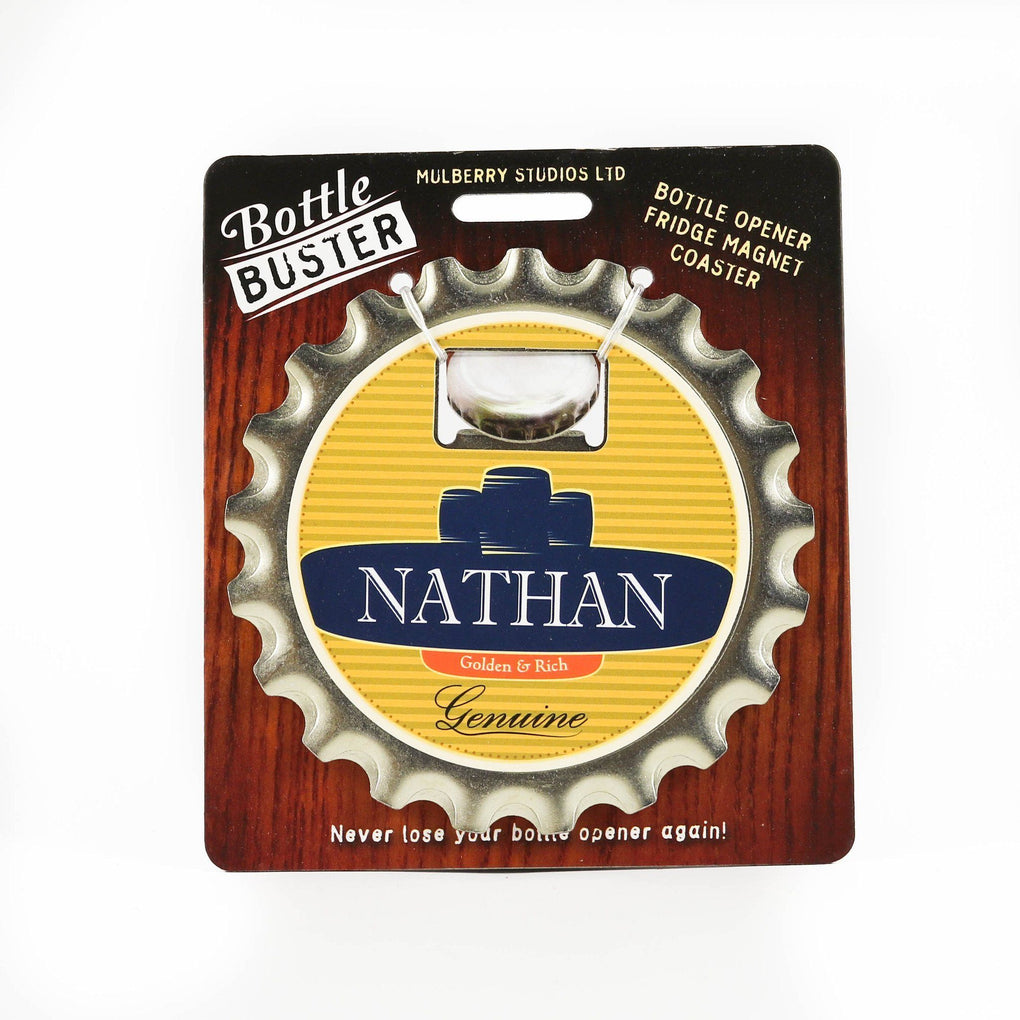 Bottle Buster - N Novelty Gifts Bottle Buster Nathan