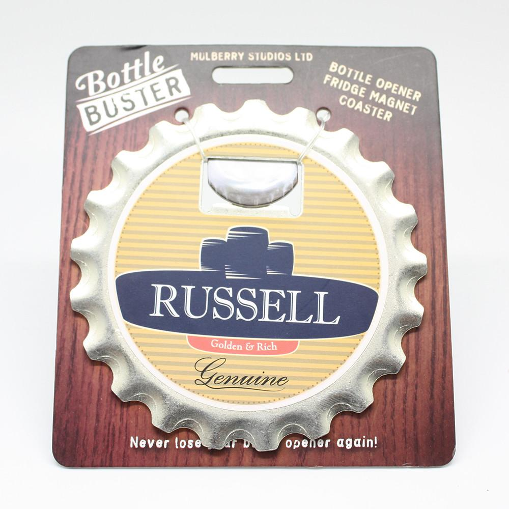 Bottle Buster - R Novelty Gifts Bottle Buster Russell