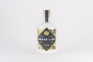 BRASS LION SINGAPORE DRY GIN Alcoholic Drinks BRASS LION