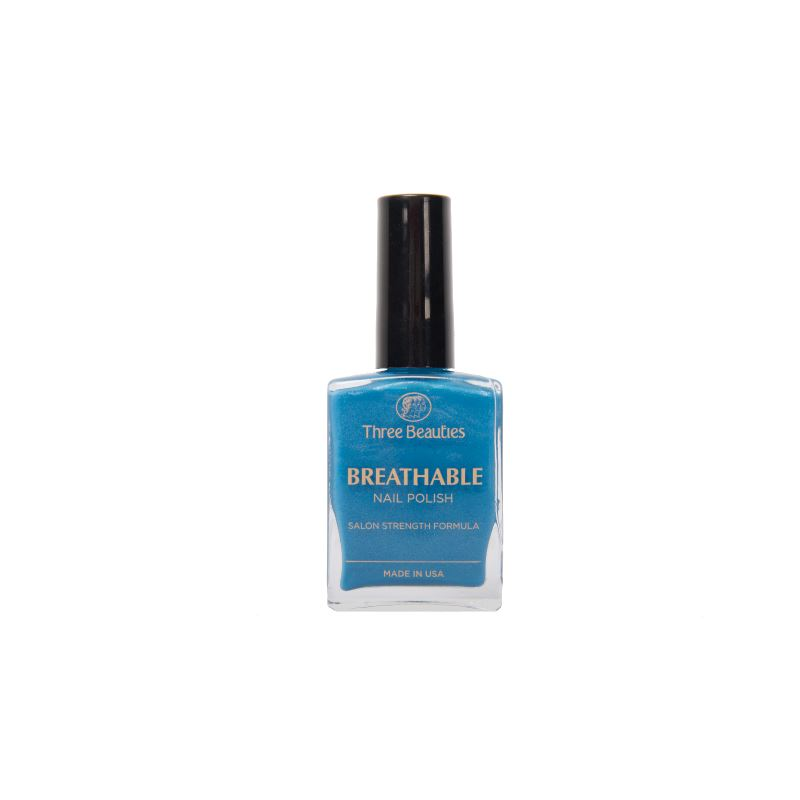 Breathable Collection - B07 Uzma Nail Polishes Three Beauties