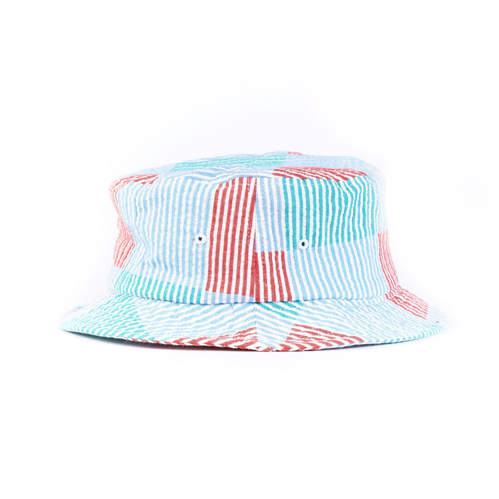 Bucket Hat Caps dōkutsu Color Checks