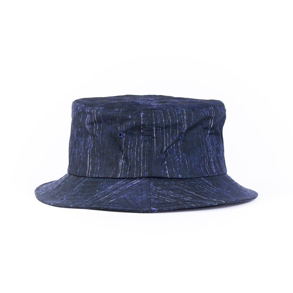 Bucket Hat Caps dōkutsu Navy Splash