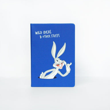 Bugs Bunny's Wild Ideas Notebook Notebooks Looney Tunes by Meykrs
