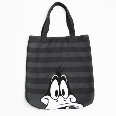 Bugs & Daffy Stripe Tote Bag Tote Bags Looney Tunes by Meykrs