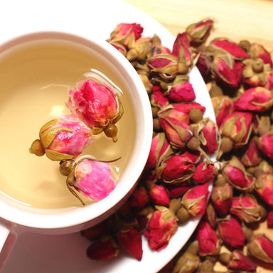 Bulgarian Rose Bud Tea Teas Petale Tea