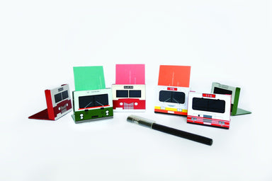 Bus Namecard Holder Local Stationery Knackstop