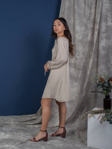 Buttercream Cold Shoulder Kaftan - Dresses - Whispers & Anarchy - Naiise
