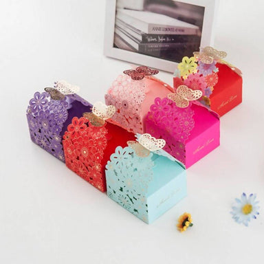 Butterfly Miniature Box - Teas - Petale Tea - Naiise
