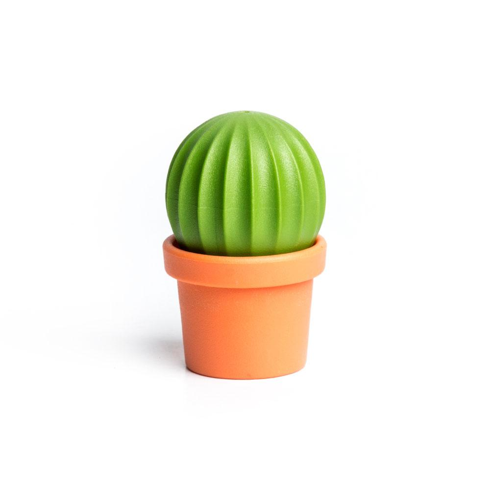 Cactus Salt and Pepper Shaker Seasoning Holders Qualy