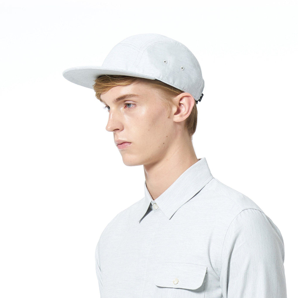 CAD Cap (Pink/ Grey) Caps Caveman Light Grey Stripe