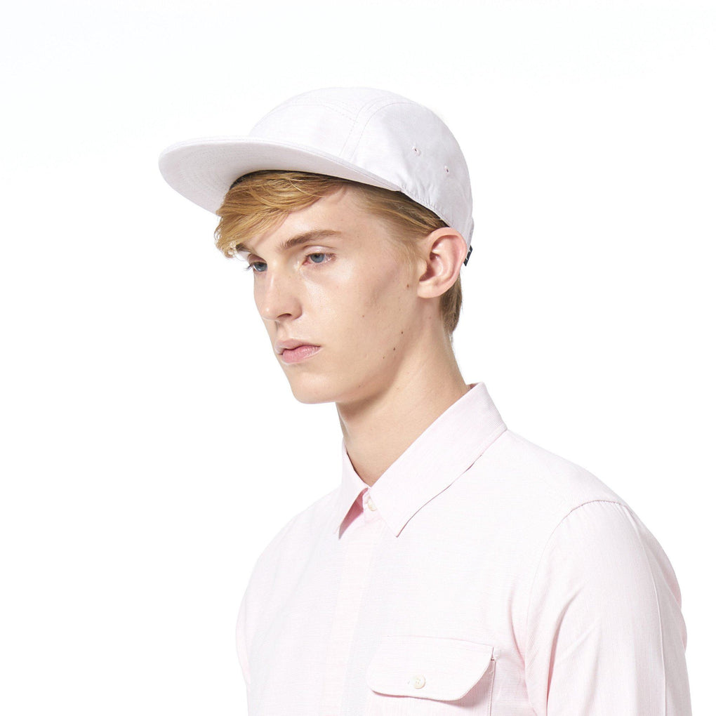 CAD Cap (Pink/ Grey) Caps Caveman Light Pink Stripe