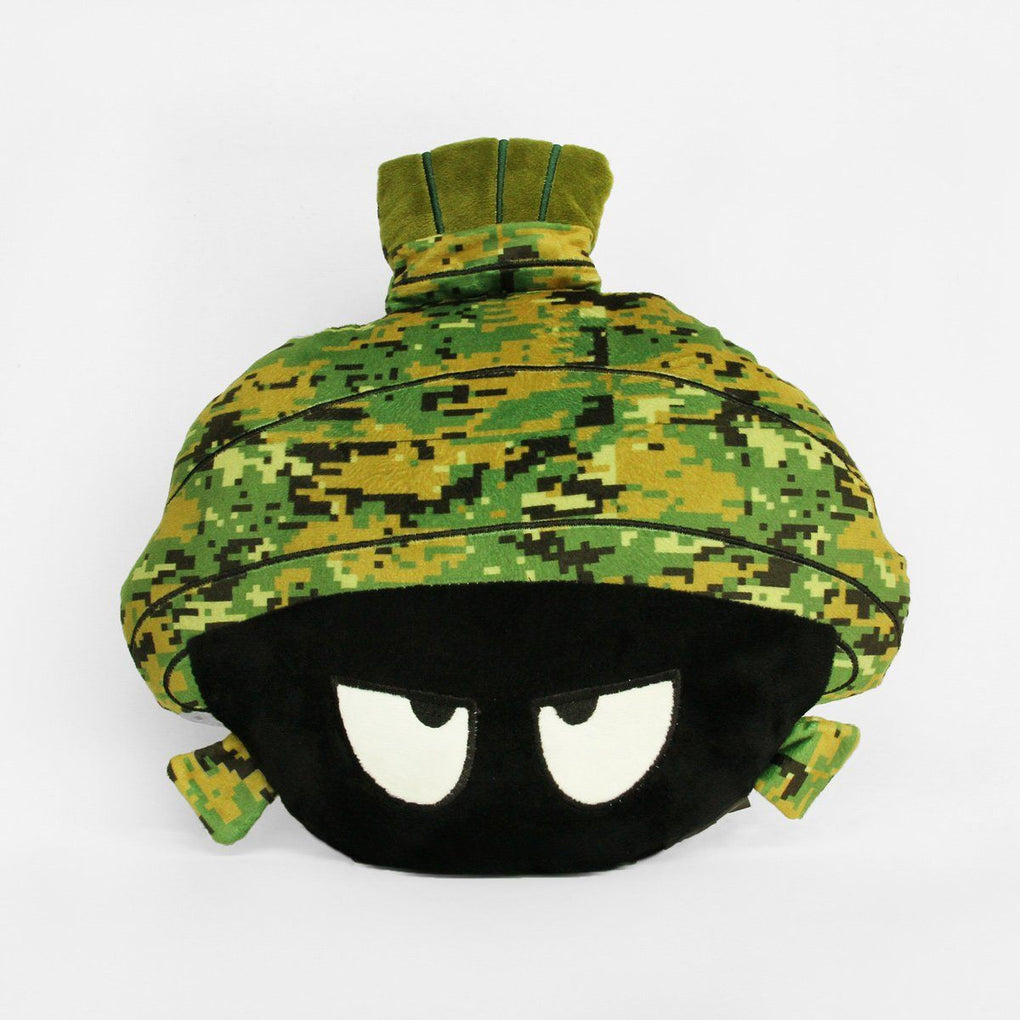 Camo Marvin Cushion - Cushions - Looney Tunes by Meykrs - Naiise