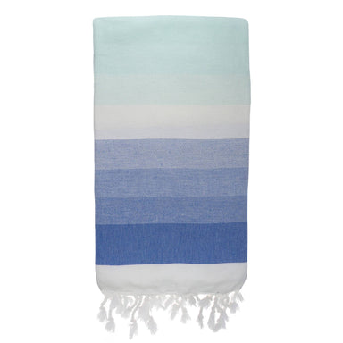 Cannes Turkish Towel - Beach Towels - Turquoise Beach Co - Naiise