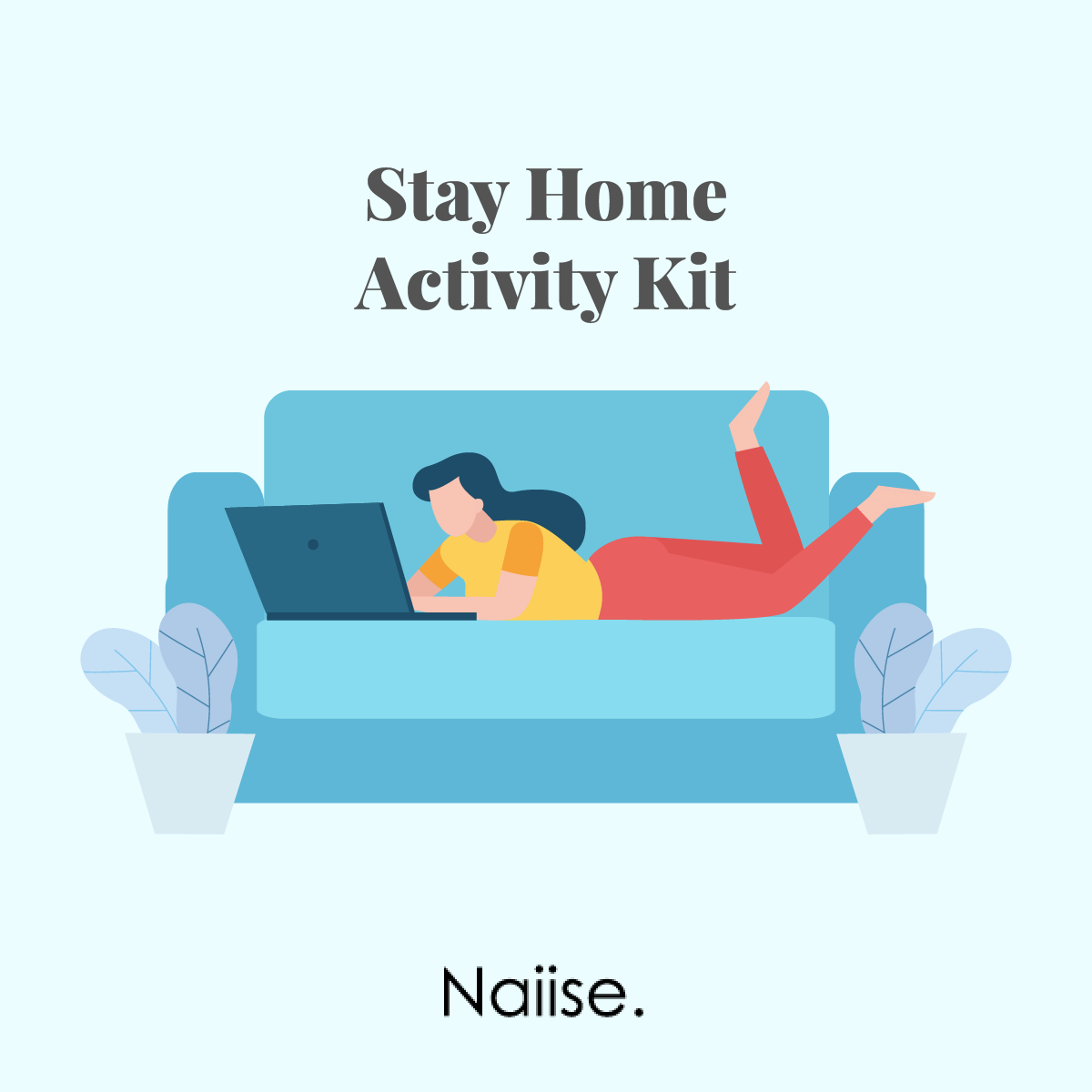 Stay Home Activity Kit