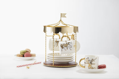 Carousel Tea Set - Tea Accessories - Maid In China - Naiise