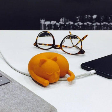 Cat Cable Organiser -  - The Daydreamer Studio - Naiise