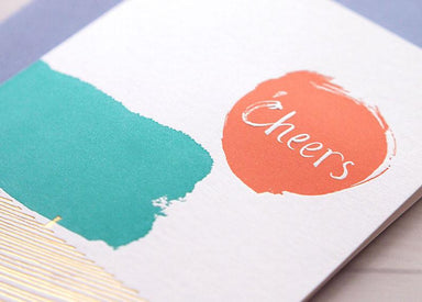Cheers - Tree Card Congratulations Cards ditto ditto