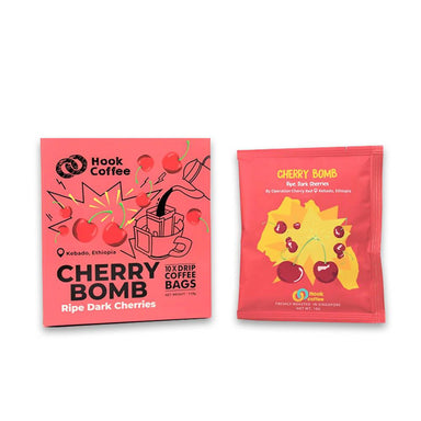 Cherry Bomb Hook Bags Coffee Hook Coffee