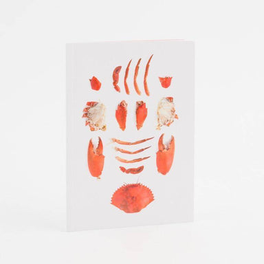 Chilli Crab Notebook - Local Notebooks - Ok Can Lah - Naiise