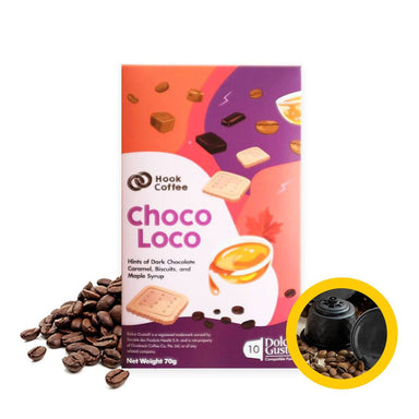 Choco Loco Capsules - Coffee - Hook Coffee - Naiise