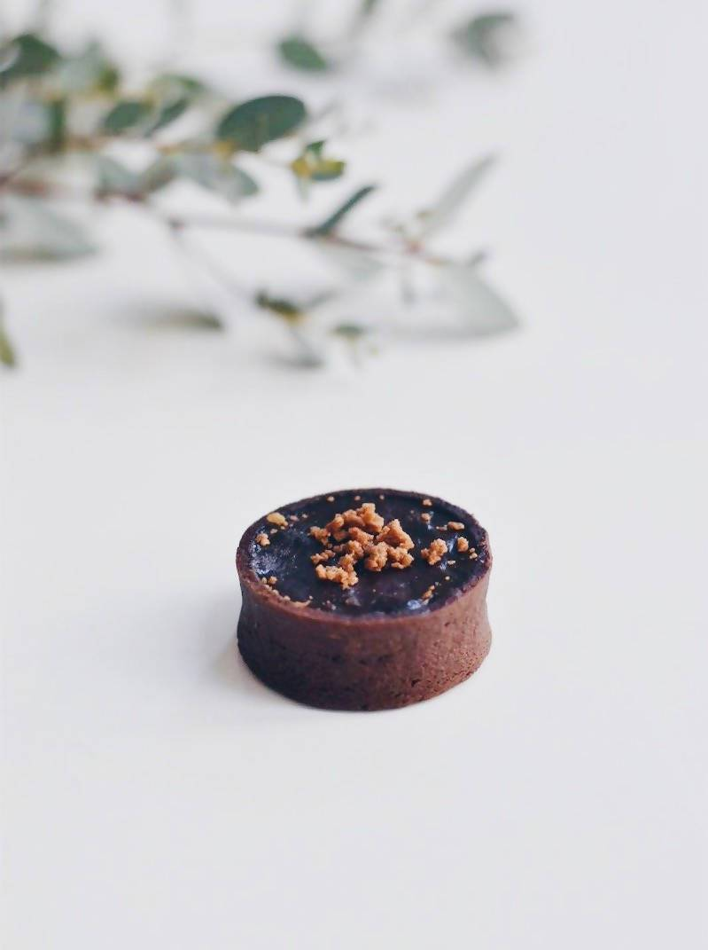 Chocolate Hazelnut Crunch Tarts - Cakes - Zee and Elle Cakes - Naiise