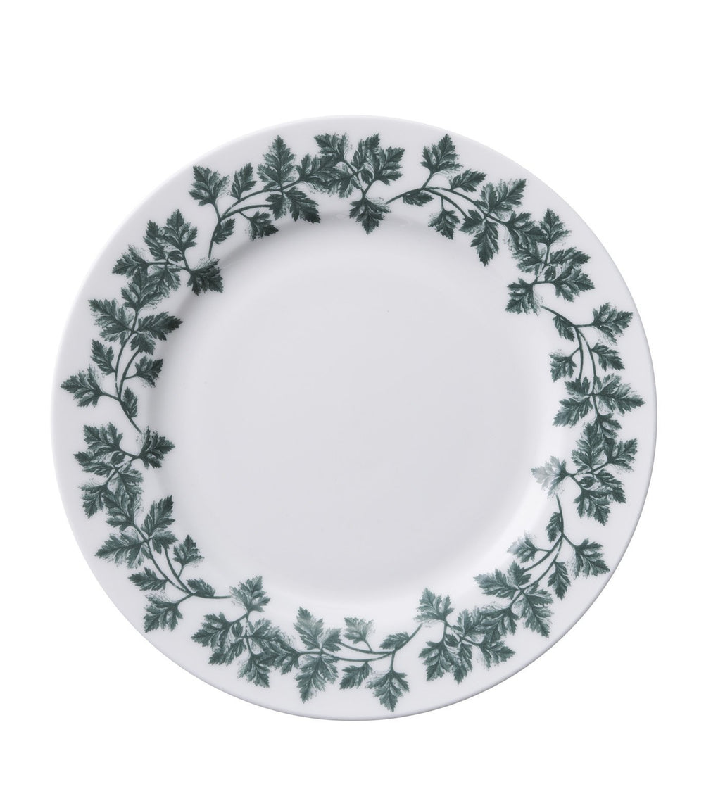 Classic Series - Plate (rim pattern) Plates Hanove Green