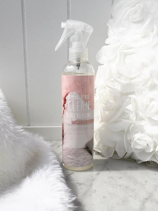 CLEAN SECRET RELAXING Home & Clothes Spray - In A Dream Room Sprays Clean Original