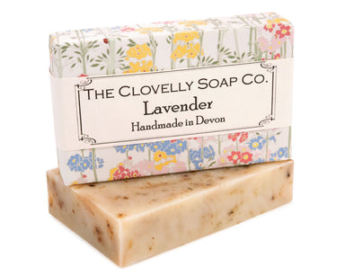 Clovelly Lavender Soaps The Clovelly Soap