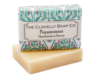 Clovelly Peppermint Soaps The Clovelly Soap