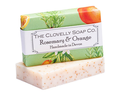 Clovelly Rosemary and Orange Soaps The Clovelly Soap