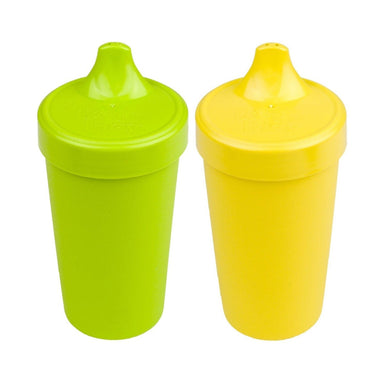 Colorful No-Spill Sippy Cups Children Cutlery Re-Play Summer