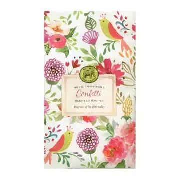 Confetti Scented Sachets (Single) Other Home Fragrances Michel Design Works