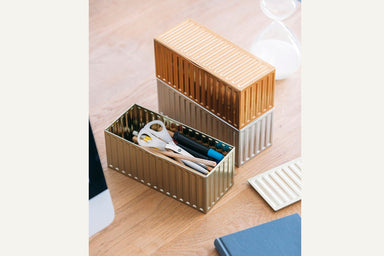 Container Boxes - Metal Series Home Decor doiy